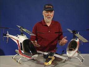 Program applies to electric and nitro helicopters